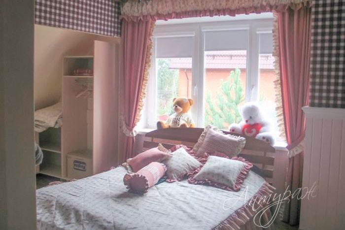 Шторы в детскую комнату на любой вкус в Мытищах и Королеве