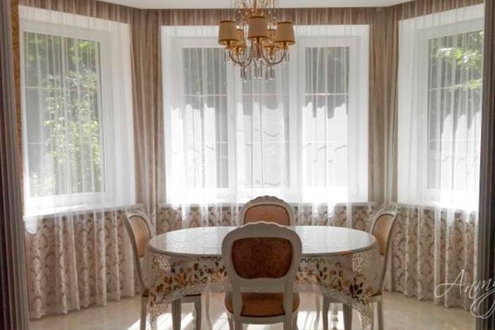 Шторы на кухню – купить шторы в Мытищах и Королеве