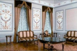Французские шторы для изысканного интерьера