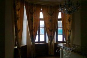 Классические шторы - купить шторы в Мытищах и Королеве