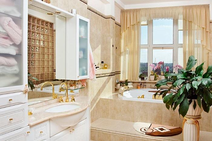 Шторы для ванной в Мытищах и Королеве