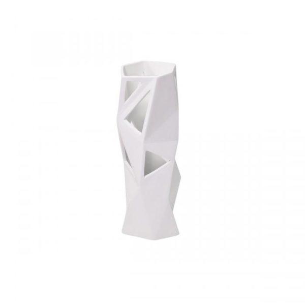 ваза керамическая (белый)