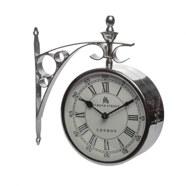 Часы настенные двухсторонние