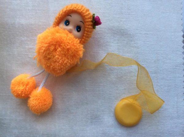 магнит мягкая игрушка на ленте