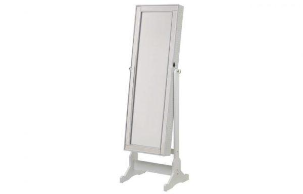 зеркало напольное - шкаф для аксессуаров